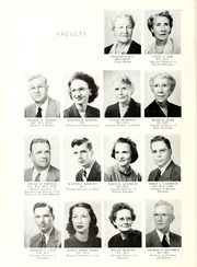 Page 16, 1951 Edition, Longwood College - Virginian Yearbook (Farmville, VA) online yearbook collection