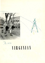 Page 5, 1951 Edition, Longwood College - Virginian Yearbook (Farmville, VA) online yearbook collection