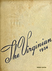 Page 1, 1954 Edition, Longwood College - Virginian Yearbook (Farmville, VA) online yearbook collection
