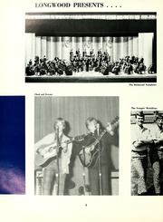 Page 10, 1967 Edition, Longwood College - Virginian Yearbook (Farmville, VA) online yearbook collection