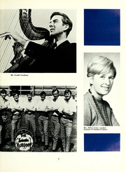 Page 11, 1967 Edition, Longwood College - Virginian Yearbook (Farmville, VA) online yearbook collection