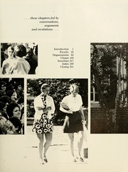 Page 9, 1970 Edition, Longwood College - Virginian Yearbook (Farmville, VA) online yearbook collection