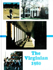 Page 1, 1980 Edition, Longwood College - Virginian Yearbook (Farmville, VA) online yearbook collection