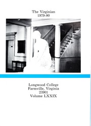 Page 5, 1980 Edition, Longwood College - Virginian Yearbook (Farmville, VA) online yearbook collection