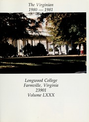 Page 5, 1981 Edition, Longwood College - Virginian Yearbook (Farmville, VA) online yearbook collection