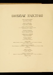 Page 12, 1914 Edition, Sweet Briar College - Briar Patch Yearbook (Sweet Briar, VA) online yearbook collection