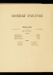 Page 16, 1914 Edition, Sweet Briar College - Briar Patch Yearbook (Sweet Briar, VA) online yearbook collection