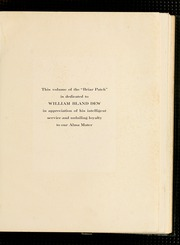 Page 11, 1915 Edition, Sweet Briar College - Briar Patch Yearbook (Sweet Briar, VA) online yearbook collection