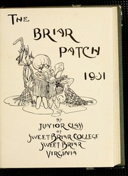 Page 7, 1931 Edition, Sweet Briar College - Briar Patch Yearbook (Sweet Briar, VA) online yearbook collection