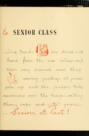 Page 11, 1941 Edition, Sweet Briar College - Briar Patch Yearbook (Sweet Briar, VA) online yearbook collection
