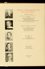 Page 16, 1941 Edition, Sweet Briar College - Briar Patch Yearbook (Sweet Briar, VA) online yearbook collection