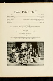 Page 9, 1944 Edition, Sweet Briar College - Briar Patch Yearbook (Sweet Briar, VA) online yearbook collection