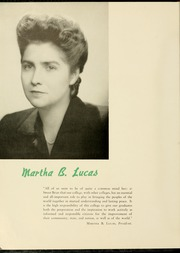 Page 16, 1948 Edition, Sweet Briar College - Briar Patch Yearbook (Sweet Briar, VA) online yearbook collection
