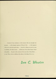 Page 7, 1948 Edition, Sweet Briar College - Briar Patch Yearbook (Sweet Briar, VA) online yearbook collection