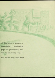 Page 9, 1948 Edition, Sweet Briar College - Briar Patch Yearbook (Sweet Briar, VA) online yearbook collection