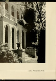 Page 12, 1950 Edition, Sweet Briar College - Briar Patch Yearbook (Sweet Briar, VA) online yearbook collection