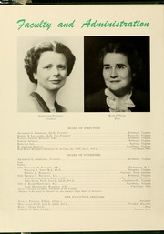 Page 14, 1951 Edition, Sweet Briar College - Briar Patch Yearbook (Sweet Briar, VA) online yearbook collection