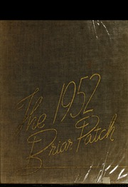 Page 1, 1952 Edition, Sweet Briar College - Briar Patch Yearbook (Sweet Briar, VA) online yearbook collection