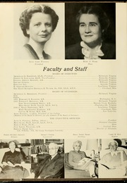 Page 16, 1952 Edition, Sweet Briar College - Briar Patch Yearbook (Sweet Briar, VA) online yearbook collection