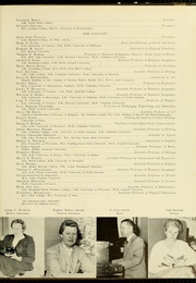 Page 17, 1952 Edition, Sweet Briar College - Briar Patch Yearbook (Sweet Briar, VA) online yearbook collection