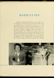 Page 11, 1954 Edition, Sweet Briar College - Briar Patch Yearbook (Sweet Briar, VA) online yearbook collection