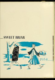 Page 5, 1954 Edition, Sweet Briar College - Briar Patch Yearbook (Sweet Briar, VA) online yearbook collection