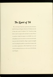 Page 11, 1956 Edition, Sweet Briar College - Briar Patch Yearbook (Sweet Briar, VA) online yearbook collection