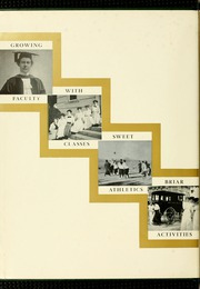 Page 12, 1956 Edition, Sweet Briar College - Briar Patch Yearbook (Sweet Briar, VA) online yearbook collection