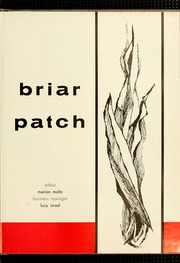 Page 7, 1960 Edition, Sweet Briar College - Briar Patch Yearbook (Sweet Briar, VA) online yearbook collection