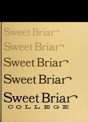 1976 Edition, Sweet Briar College - Briar Patch Yearbook (Sweet Briar, VA)