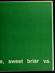 Page 3, 1981 Edition, Sweet Briar College - Briar Patch Yearbook (Sweet Briar, VA) online yearbook collection