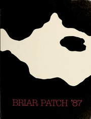 1987 Edition, Sweet Briar College - Briar Patch Yearbook (Sweet Briar, VA)