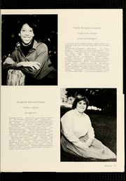 Page 15, 1987 Edition, Sweet Briar College - Briar Patch Yearbook (Sweet Briar, VA) online yearbook collection