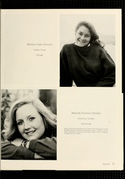 Page 17, 1987 Edition, Sweet Briar College - Briar Patch Yearbook (Sweet Briar, VA) online yearbook collection