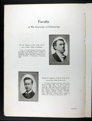 Page 11, 1911 Edition, University of Tennessee Chattanooga - Moccasin Yearbook (Chattanooga, TN) online yearbook collection
