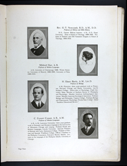 Page 12, 1911 Edition, University of Tennessee Chattanooga - Moccasin Yearbook (Chattanooga, TN) online yearbook collection