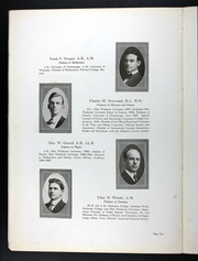 Page 13, 1911 Edition, University of Tennessee Chattanooga - Moccasin Yearbook (Chattanooga, TN) online yearbook collection