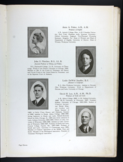 Page 14, 1911 Edition, University of Tennessee Chattanooga - Moccasin Yearbook (Chattanooga, TN) online yearbook collection