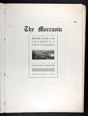 Page 6, 1911 Edition, University of Tennessee Chattanooga - Moccasin Yearbook (Chattanooga, TN) online yearbook collection