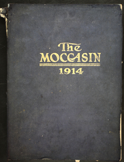 1914 Edition, University of Tennessee Chattanooga - Moccasin Yearbook (Chattanooga, TN)