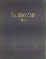 1920 Edition, University of Tennessee Chattanooga - Moccasin Yearbook (Chattanooga, TN)
