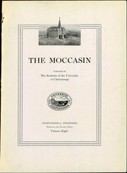Page 11, 1923 Edition, University of Tennessee Chattanooga - Moccasin Yearbook (Chattanooga, TN) online yearbook collection