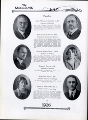Page 16, 1926 Edition, University of Tennessee Chattanooga - Moccasin Yearbook (Chattanooga, TN) online yearbook collection