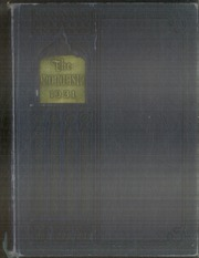 1931 Edition, University of Tennessee Chattanooga - Moccasin Yearbook (Chattanooga, TN)