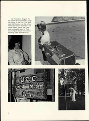 Page 10, 1977 Edition, University of Tennessee Chattanooga - Moccasin Yearbook (Chattanooga, TN) online yearbook collection