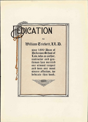 Page 13, 1922 Edition, Dickinson College - Microcosm Yearbook (Carlisle, PA) online yearbook collection