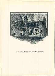 Page 16, 1922 Edition, Dickinson College - Microcosm Yearbook (Carlisle, PA) online yearbook collection