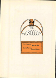 Page 8, 1922 Edition, Dickinson College - Microcosm Yearbook (Carlisle, PA) online yearbook collection