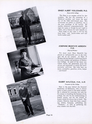 Page 15, 1939 Edition, Dickinson College - Microcosm Yearbook (Carlisle, PA) online yearbook collection