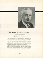 Page 11, 1942 Edition, Dickinson College - Microcosm Yearbook (Carlisle, PA) online yearbook collection